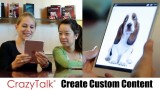 CrazyTalk 7 and IOS Apps